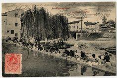 Lavadero público : Carcagente (1913 a. de) - Lacoste