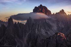 Peak on Fire by guerel sahin - Photo 134578239 - 500px