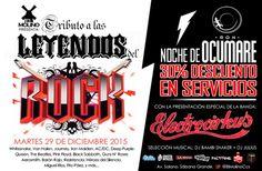 """El Molino presenta: """"ELECTROCIRKUS – Tributo a las Leyendas del Rock"""" http://crestametalica.com/events/el-molino-presenta-electrocirkus-tributo-a-las-leyendas-del-rock/ vía @crestametalica"""