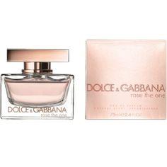 Dolce & Gabbana Rose the One Eau de Parfum - Women Dolce & Gabbana, Dolce And Gabbana Fragrance, The Perfume Shop, Fragrance Online, First Perfume, One Rose, Pink Grapefruit, New Fragrances, 1 Oz
