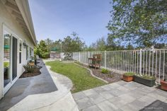 #charming #1story #home #cul-de-sac #Bridgewater #Encinitas #Light, #bright, and #airy #realestate #homeforsale #realtor #dreamhome #backyard #yard #grass #patio www.1630OrchardWoodRoad.com