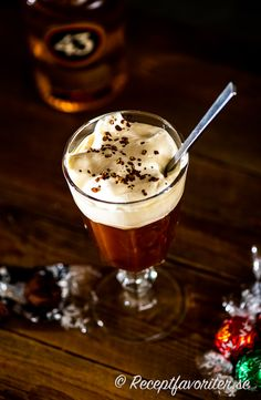 Drink Me, Food And Drink, Irish Coffee, Chutney, Cocoa, Panna Cotta, Beverages, Cocktails, Ice Cream