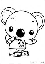 61 Ni Hao Kai-Lan printable coloring pages for kids. Find on coloring-book thousands of coloring pages.