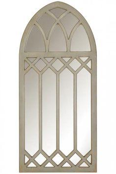 Sanctuary Wall Mirror - Wall Mirror - Decorative Mirror - Arch Mirror - Entryway…