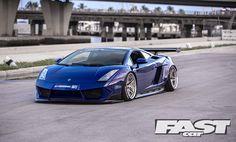 Fast 8 Liberty Walk Lamborghini Gallardo | Fast Car