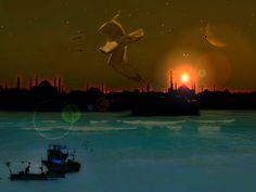 IStanbul CG art from New York City,