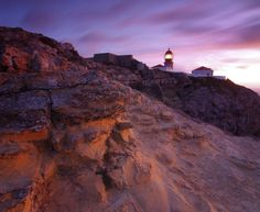 Lighthouse in Portugal by Tomi Tenetz, via 500px