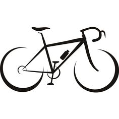 New Mountain Bike Tattoo Ideas Cycling Ideas Cycling Tattoo, Bicycle Tattoo, Bike Tattoos, Cycling Art, Cycling Tips, Bicycle Sketch, Bicycle Drawing, Bicycle Art, Machine Silhouette Portrait