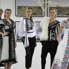 Ukrainian embroidery...