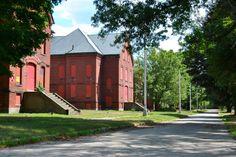 Bijou Travels: Medfield State Hospital - Medfield, MA