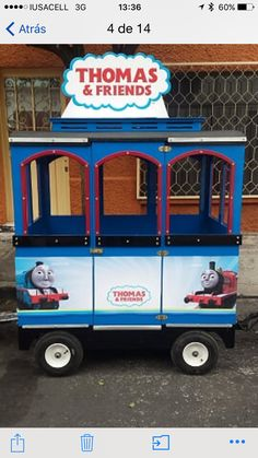 Barrel Train, Trains For Sale, Thomas And Friends, Playground, Wooden Toy Plans, Trains, Happy, Favorite Things, Beach Houses
