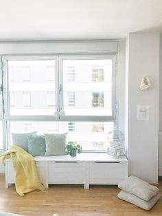 Pastel decor for the living room Pastel Decor, Nordic Home, Curtains, Photo And Video, Living Room, Instagram, Home Decor, Blinds, Decoration Home