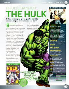 Marvel Comics Superheroes, Hulk Marvel, Marvel Characters, Avengers, World War Hulk, Comic Book Drawing, Character Bio, Superhero Facts, Marvel Facts
