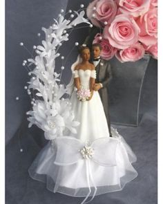 wedding cake toppers african american bride and groom 1000 images about wedding cake toppers on 26375
