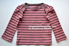 Tutorial: Adapt a basic t-shirt pattern to give it an envelope neck · Sewing   CraftGossip.com