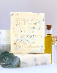 Palm Free Irish Soap Medica...