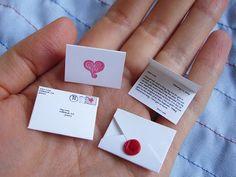 mini cartas