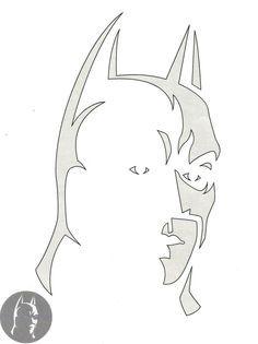 Batman Pumpkin Stencil Zlochin Zlochin Zlochin Thiesen for Derrick! - Batman Pumpkin Stencil Zlochin Zlochin Zlochin Thiesen for Derrick! Batman Pumpkin Stencil, Batman Pumpkin Carving, Halloween Pumpkin Stencils, Pumpkin Carving Templates, Halloween Pumpkins, Stencil Patterns, Stencil Art, Stenciling, Kirigami