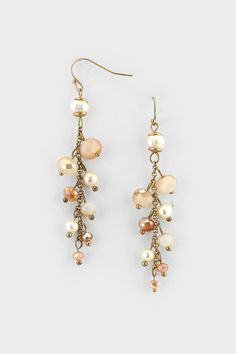 Libby Earrings in Illume Vitrail