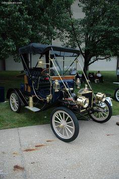 1910 Maxwell Model AA:
