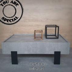Coffee table DISCO