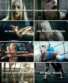 Image shared by Harley Quinn. Find images and videos about quote, joker and harley quinn on We Heart It - the app to get lost in what you love. Dc Memes, Funny Memes, Jokes, Marvel Dc, Harly Quinn Quotes, Dc Comics, Image Triste, Hearly Quinn, Nananana Batman