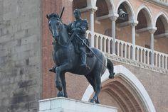Donatello's Equestrian Monument of Gattamelat
