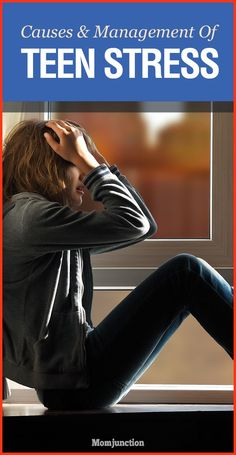 Is you teen feeling so stress full? Read to know about teen stress, most common causes, signs, stress management activities and a few tips to deal with them.