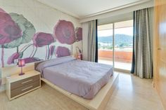 Soft colors - Bedroom decoration