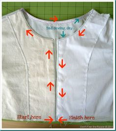 schoolhouse tunic sew along