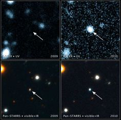 Astronomers see ANOTHER star ripped apart by a black hole! via Phil Plait, the Bad Astronomer