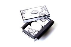 Floral Toile soap gift box Castelbel