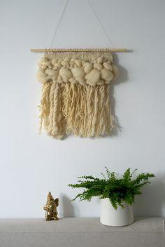 tkana dekoracja | kilim | wall hanging | makatka - slowtextiles - Ozdoby na ścianę