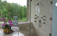 #glass shower door