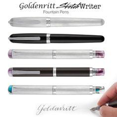 Goldenritt SketchWriter Fountain Pens