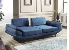 Canapea Extensibila 3 locuri Twice Grey Sofa, Couch, Inspiration, Furniture, Home Decor, Biblical Inspiration, Settee, Settee, Decoration Home