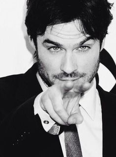The Vampire Diaries Ian Somerhalder(Damon)