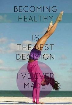 2014 goals #4: Stop yo yo dieting and do what it takes to truly live healthy.