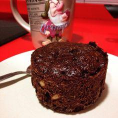 Cocina 1 minuto: paleo bizchoco a la taza (Mug Cake)   Fisioterapia y vida Paleo