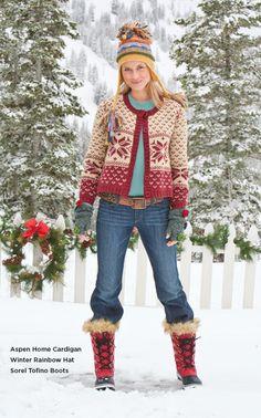 Classic Norwegian sweater - like Mom used to knit Winter Wear, Autumn Winter Fashion, Winter Fun, Winter Style, Winter Hats, Norwegian Knitting, Snow Outfit, Winter Mode, Fair Isle Knitting