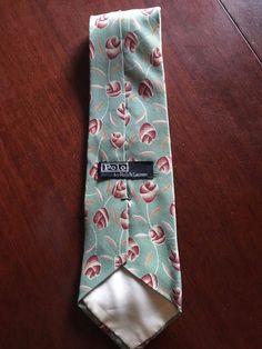 POLO BY RALPH LAUREN Men's Vintage Tie 100% Silk Green Suit Made By Hand #PoloRalphLauren #Tie #ebay