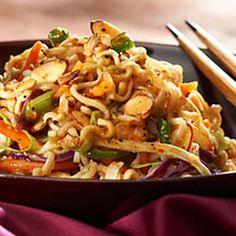 CRUNCHY ASIAN SALAD Recipe - Key Ingredient