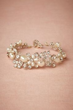BHLDN Perle Bracelet in  Shoes & Accessories Jewelry Bracelets & Rings at BHLDN