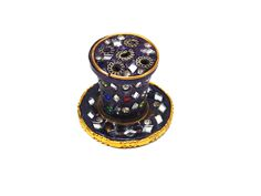 Online handicraft  DESIGNER LAKH AGARBATTI STAND ONLY - 200 .Rs.. SHIPPING FREE # COD AVAILABLE # EASY RETURN  Just Click -http://rajranibangles.com/product-lakh-handicraft-1072.aspx