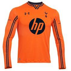 Tottenham Hotspur FC (England) - 2013/1014 Under Armour Goal Keeper Shirt 1
