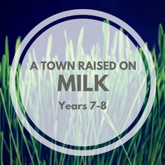 Get A Town Raised on Milk on iTunes U