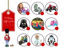 Holiday Gift Guide 2014: For Kids | Behind The Blue blog by Valpak.com | Behind The Blue