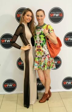 San Francisco Fashion Week - Avant garde & couture runway show