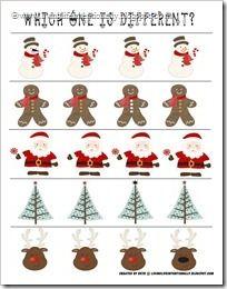 Christmas Pack ~ FREE PRINTABLE