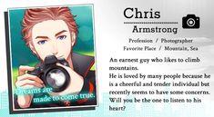 Shall we date? Modern cinderella - Chris Armstrong